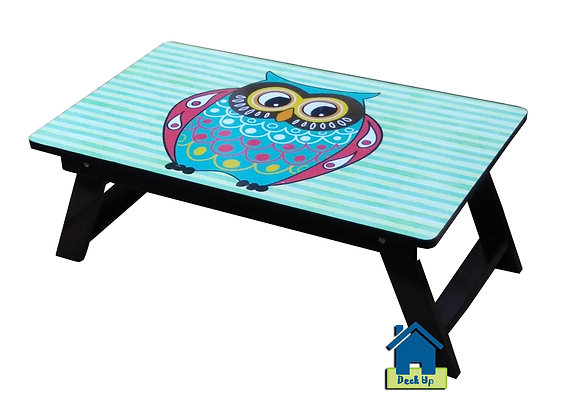 Foldable Bed Table - Tawny Owl