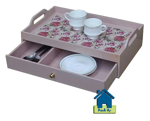Drawer Tray - Pretty Please - Two Compartment