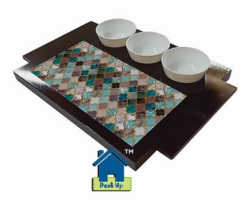 Platter - 3 Bowl