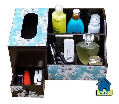 Make Up Organizer- Bluetiful