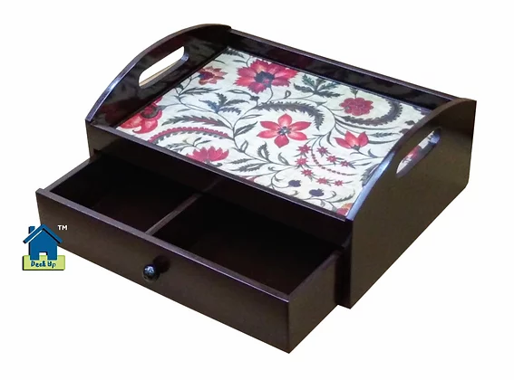Drawer Tray  - Two Compartment