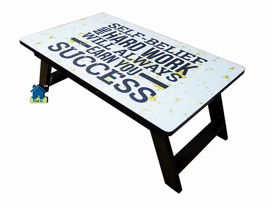 Foldable Bed Table - Quote