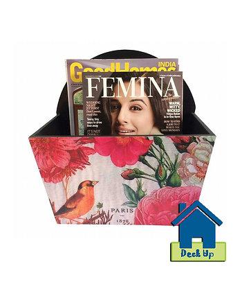 Magazine Holder - Pink Hawaiian