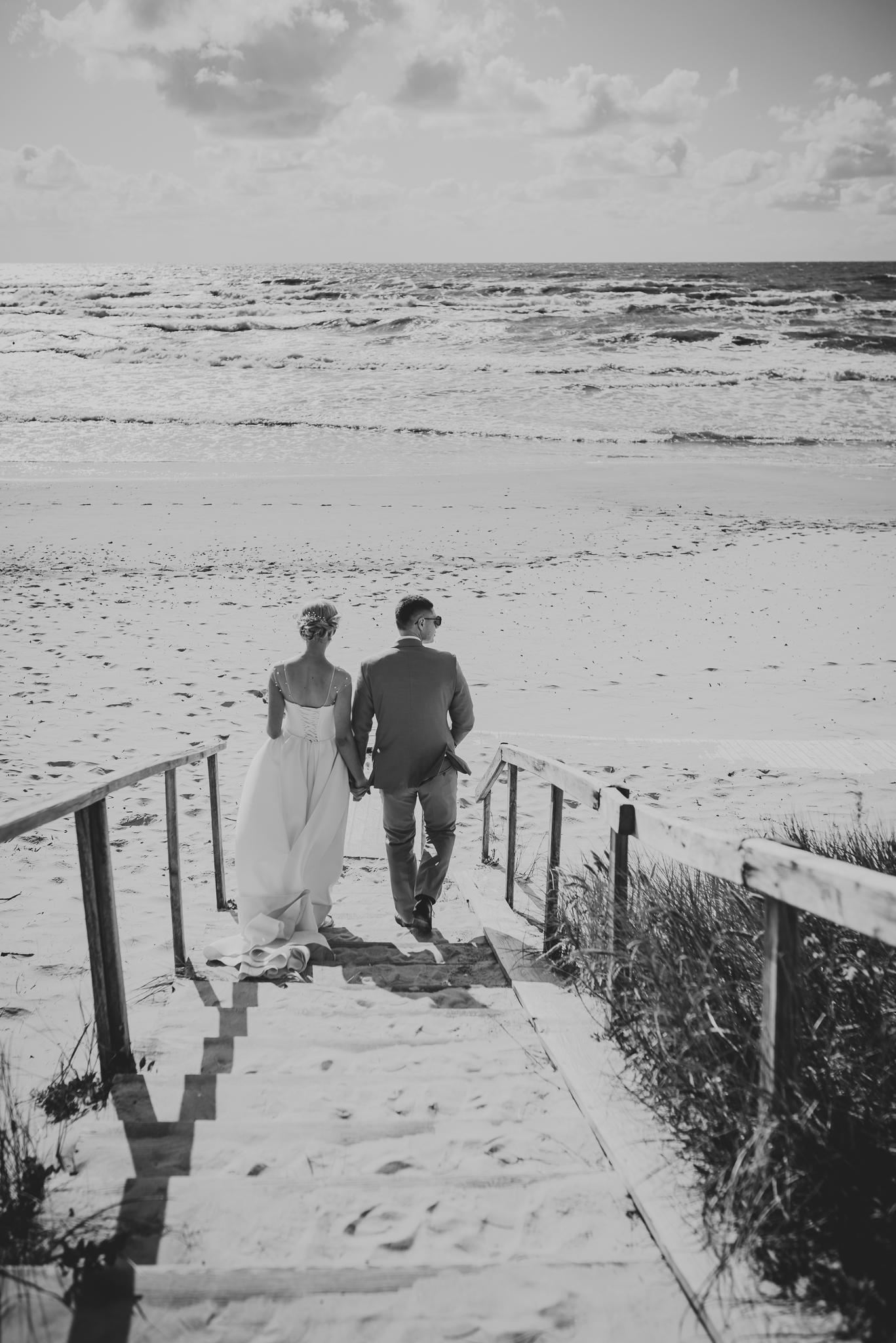 Vestuvių fotosesija Klaipėdoje