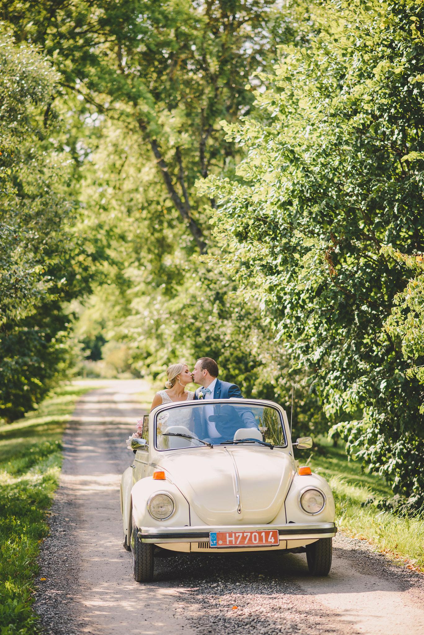 Vestuvės Babtyno dvare