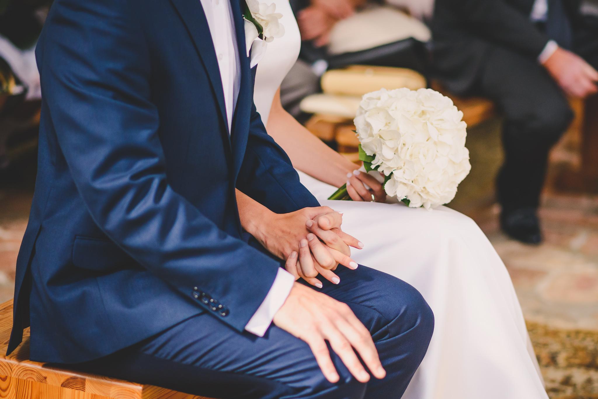 Vestuvės Bernardinų bažnyčioje