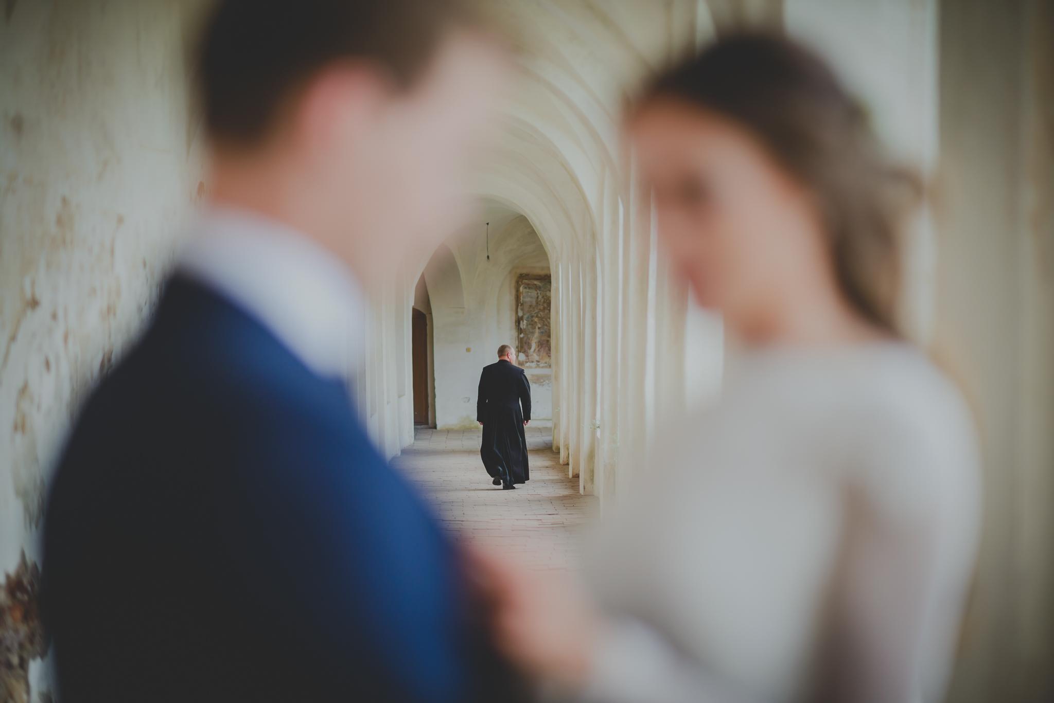 Vestuvės Tytuvėnų venuolyne