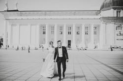 Vestuvės Vilniaus senamiestyje