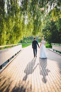 Vestuvės ankstyvą rugsėjį