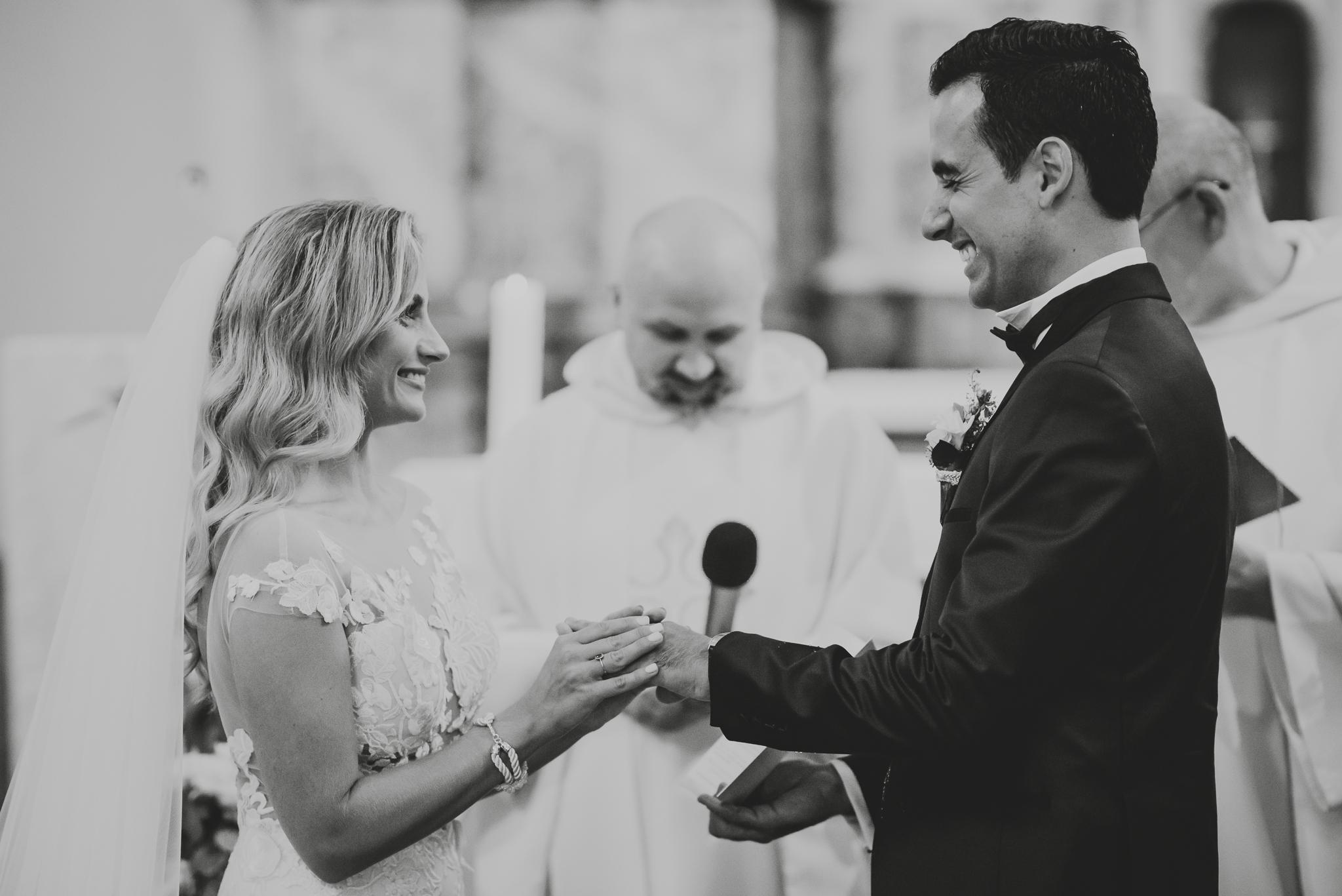 Vestuvės Šv. Pilypo bažnyčioje