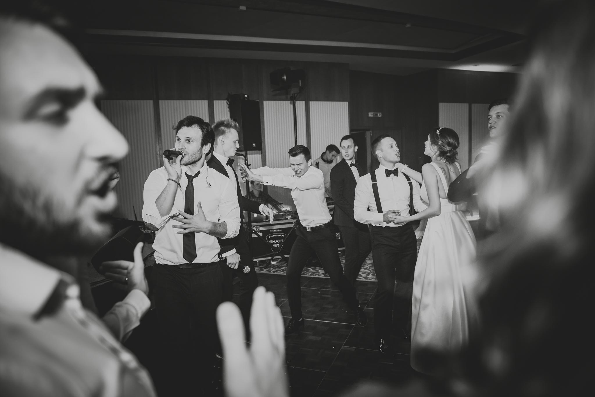 Vestuvių vakaras