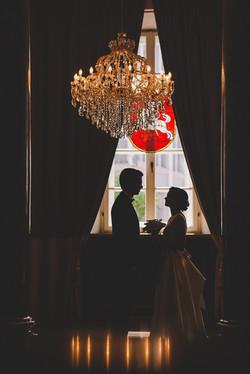 Vestuvės Vilniaus Rotušėje