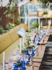 Vestuvės Panama Food Garden restorane