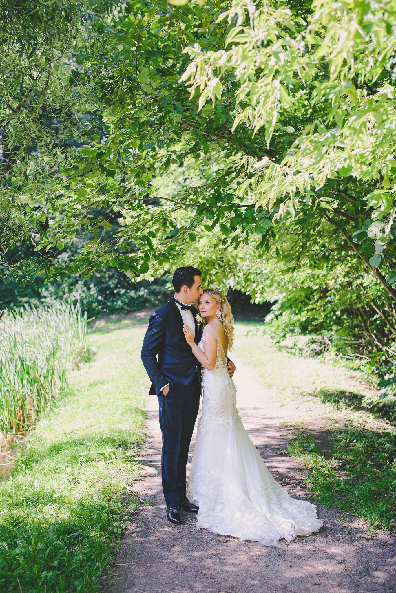 Vestuvės Vilniuje