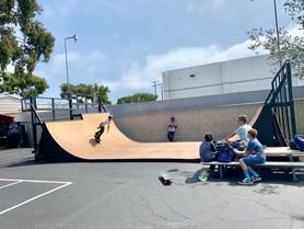 Skateboarding Club