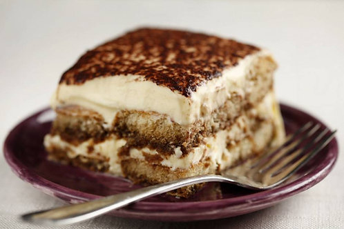 Tiramisu Cheese Cake, 15 pieces