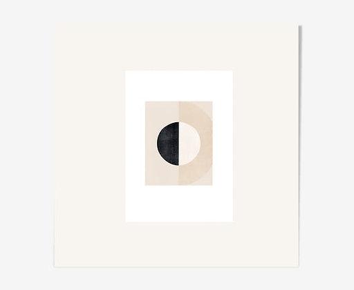 Oak Gallery, Illustration Half Moon
