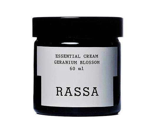 Rassa botanicals, crème essentielle