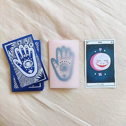 ORACLE - jeu de cartes divinatoire