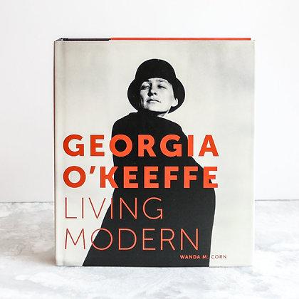 Georgia O'Keeffe, Living Modern