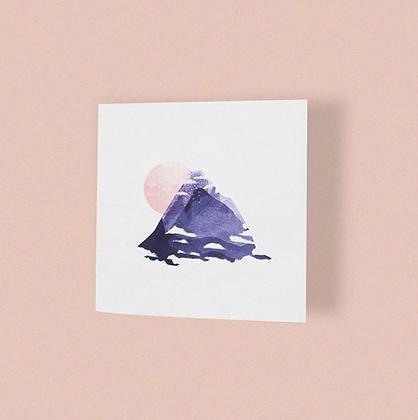 Laurie Lecou, carte postale