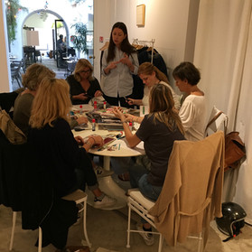 Atelier Vision board avec Virginie Testemale