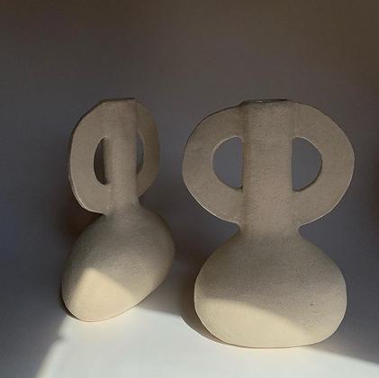Léa Baldassari, Vase grandes oreilles
