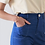 Thumbnail: Muse & Marlowe, pantalon Rachel denim