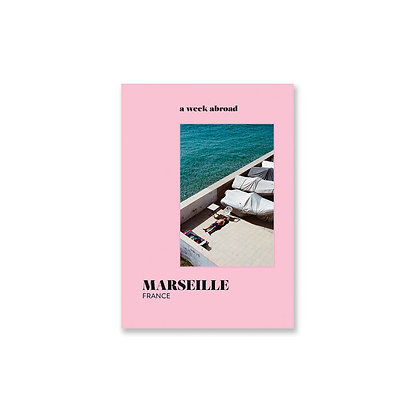 AWA MARSEILLE - LIVRE (ÉDITION 2020)