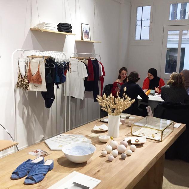 Atelier Décryptage cosmétique avec Narcisséa