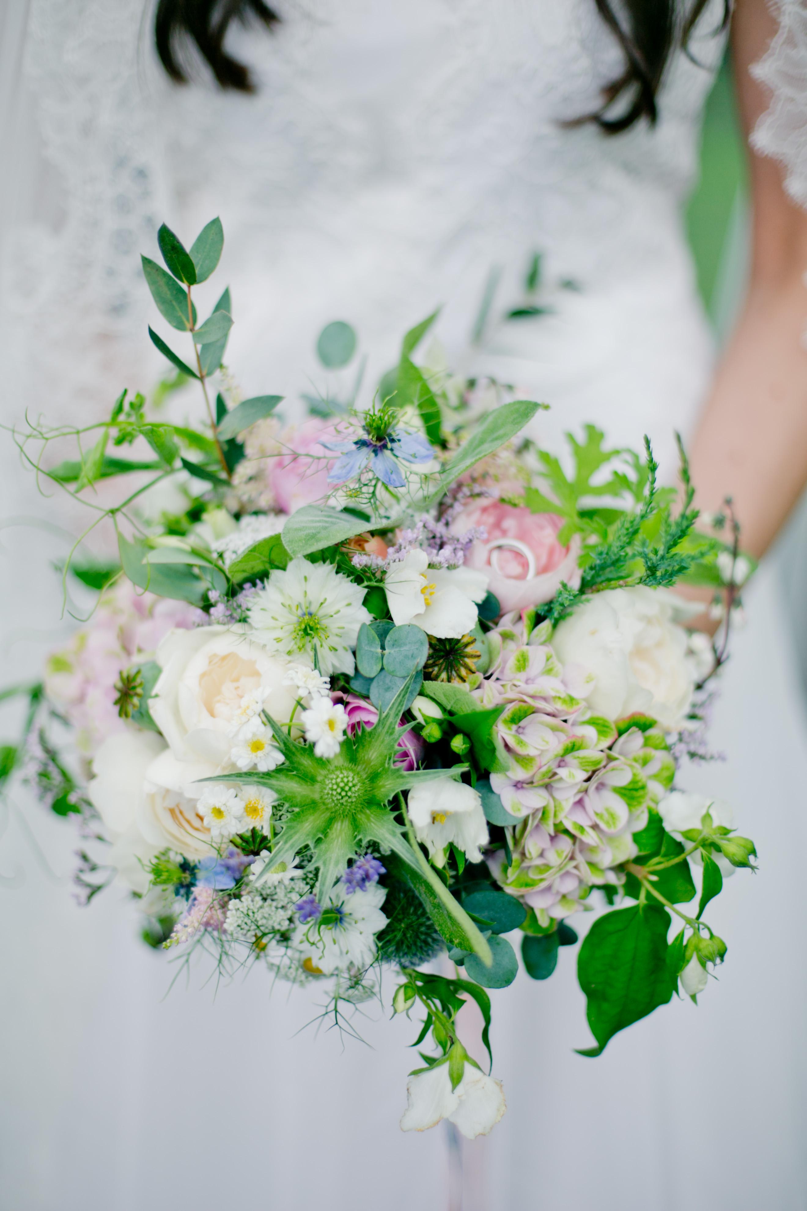 Freya Joy Le bouquet de Solange