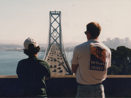 That Time We Stopped Traffic on the Bay Bridge