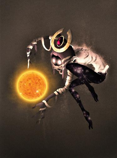 Ptah, god of creation