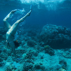 Snorkelling em Gilli Island