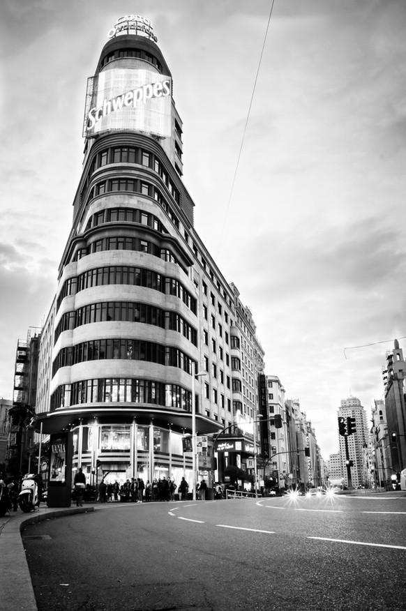 Edificio Carrión, Madrid