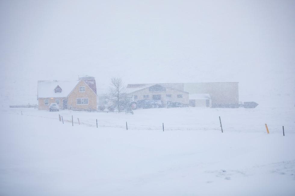 La finca en Islandia