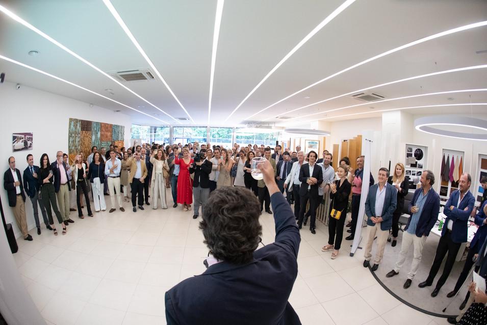 Inauguración de Bentley