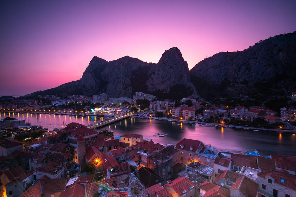 Omis, Croacia