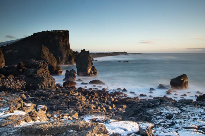 La peninsula, Islandia