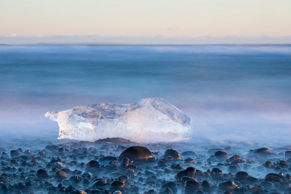 Iceberg en Islania