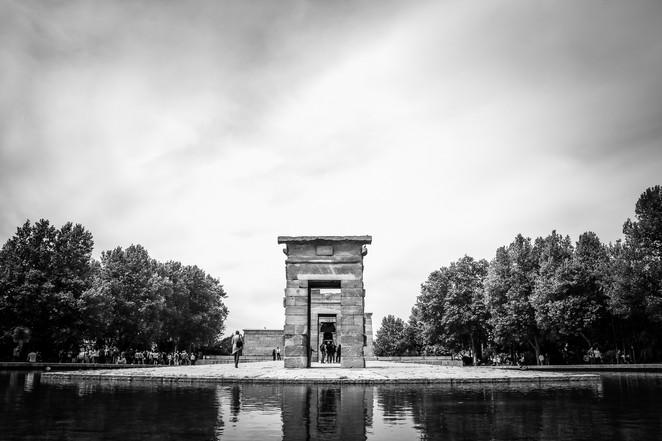 El templo de Debob, Madrid