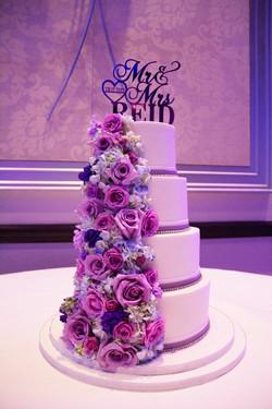Mr. & Mrs Reid's wedding