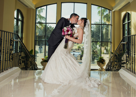 Wedding at ChampionsGate