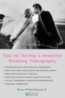 Tips for a beautiful Wedding Videography Package Magic Haus Films Orlando Florida