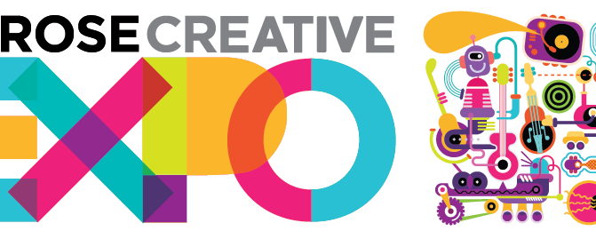 We have been invited to Melrose Creative Expo by OCLS