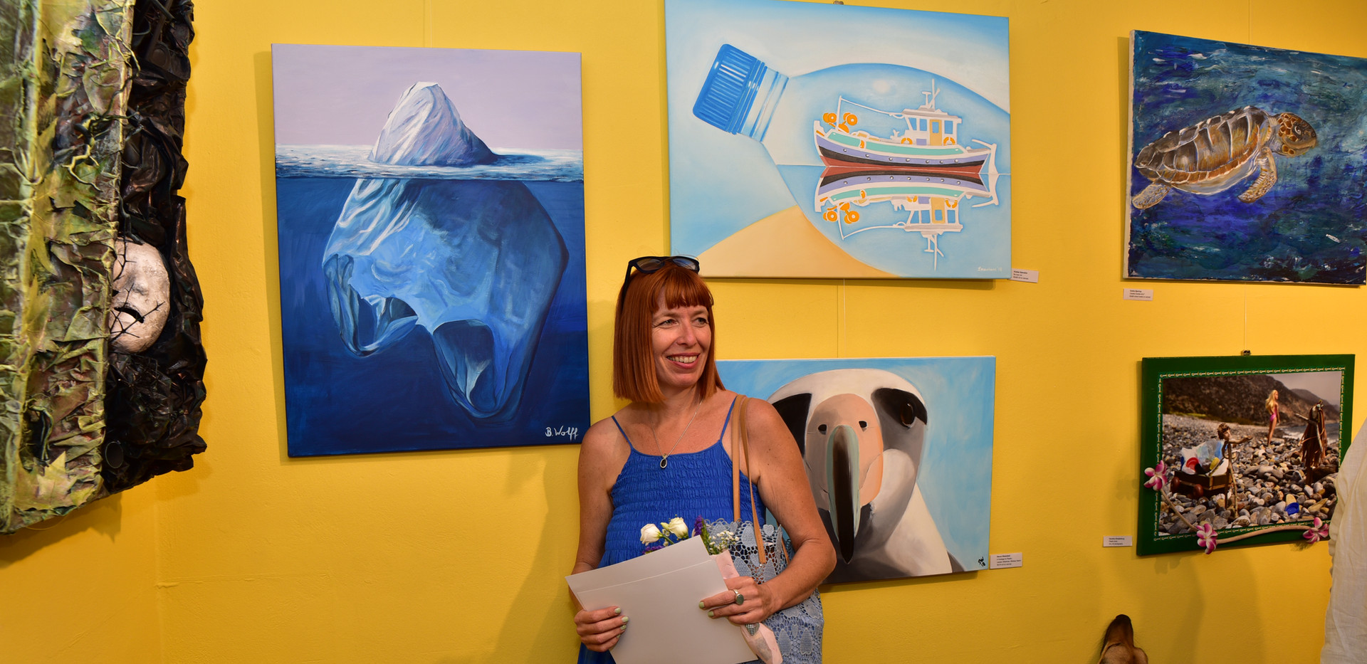 Finalist Exhibition Opening Night