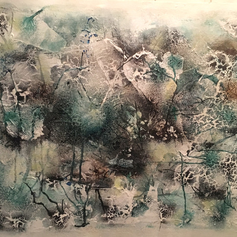 'Beauty of Healing' by Marianne Lie