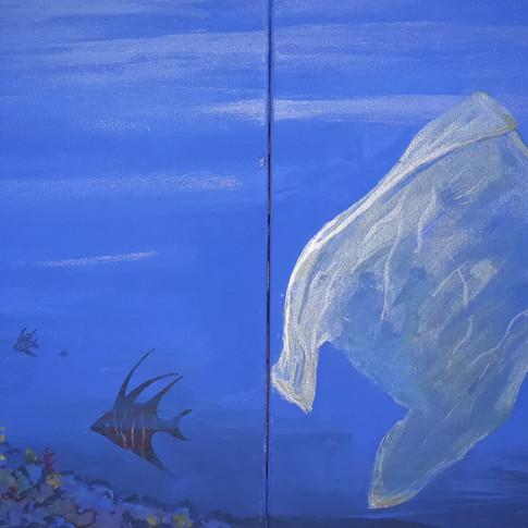 'Plastic' by Armando Balla