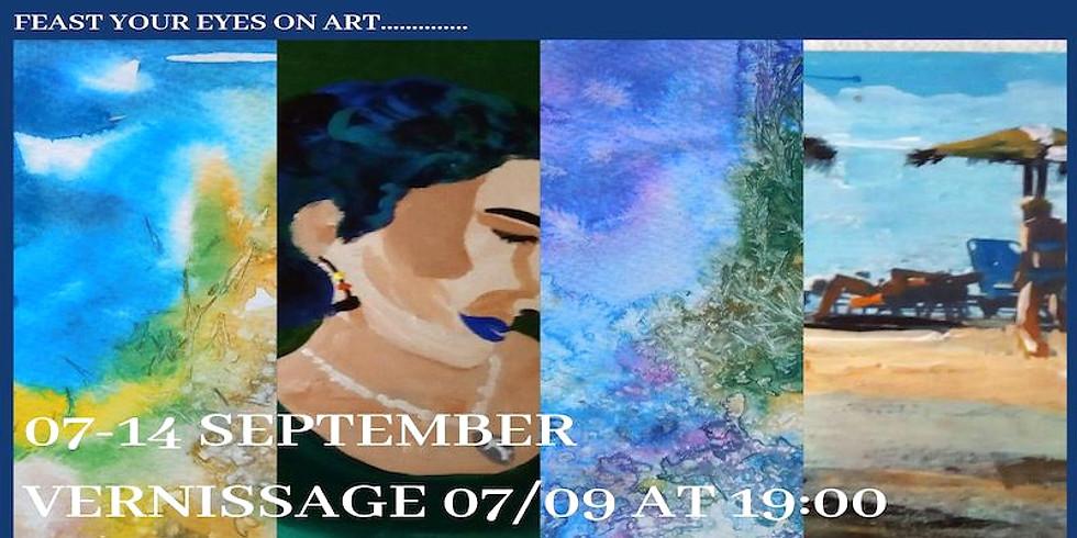 Silvia Forrer & Wilfried Runst - Art Exhibition