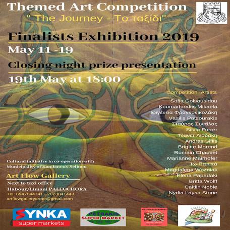 "Finalist Exhibition "" The Journey"""
